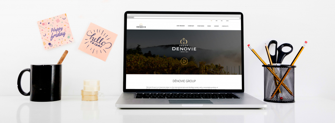 Website DenoviGroup - great for presentations.